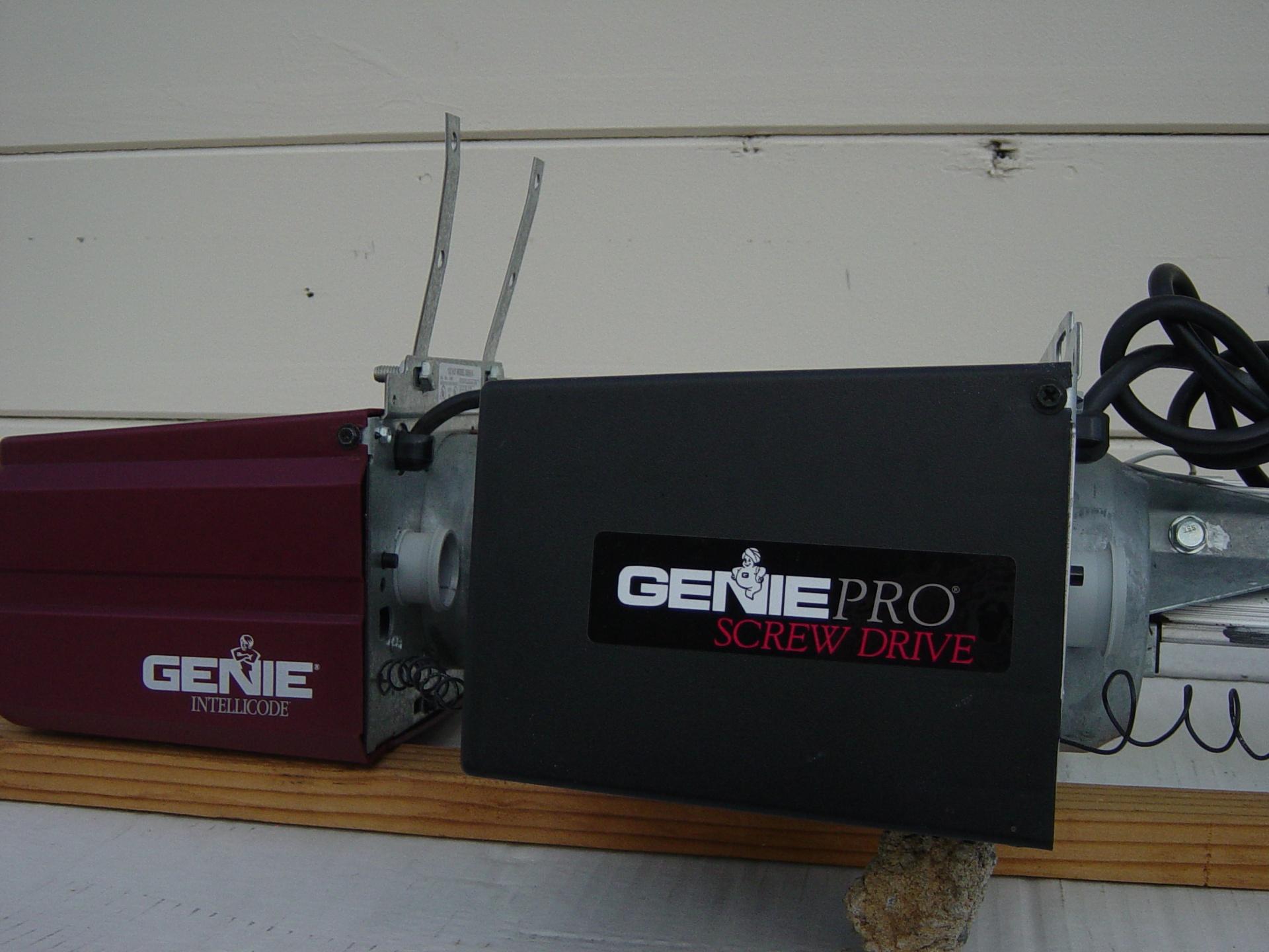Genie Intellicode Garage Door Opener Repair Dandk Organizer